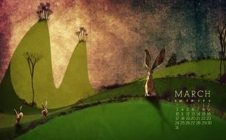 calendar_2013_03March
